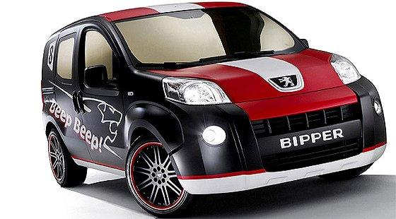 Peugeot Bipper Tepee. Peugeot BIPPER TEPEE